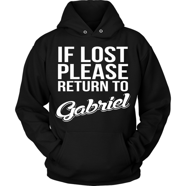 IF LOST - Gabriel - T-shirt - Supernatural-Sickness - 8