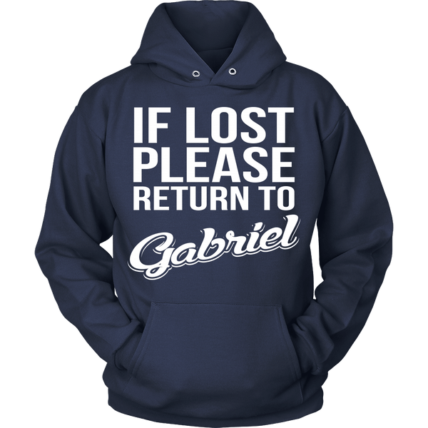IF LOST - Gabriel - T-shirt - Supernatural-Sickness - 9
