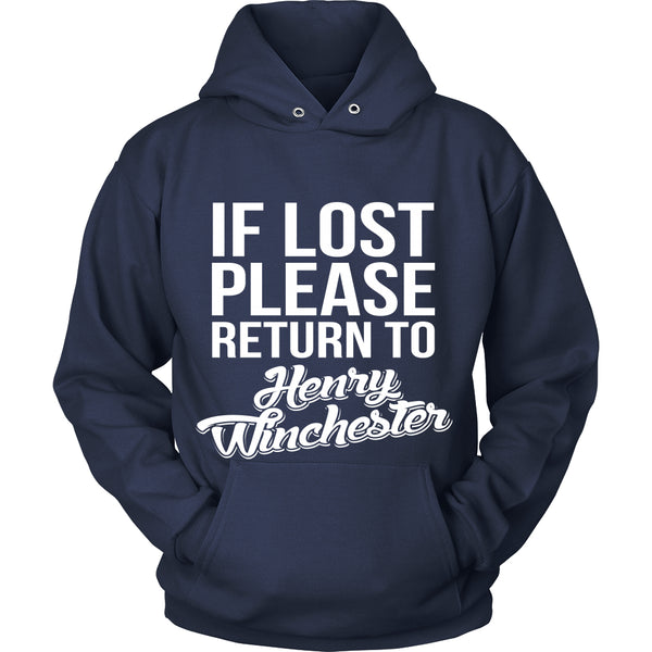 If Lost - Henry Winchester - T-shirt - Supernatural-Sickness - 10