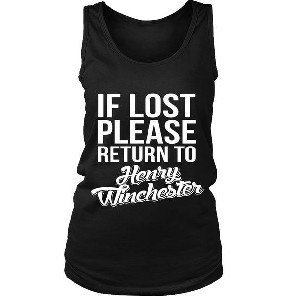 If Lost - Henry Winchester - T-shirt - Supernatural-Sickness - 11