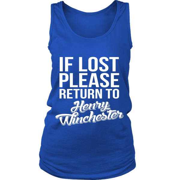 If Lost - Henry Winchester - T-shirt - Supernatural-Sickness - 12