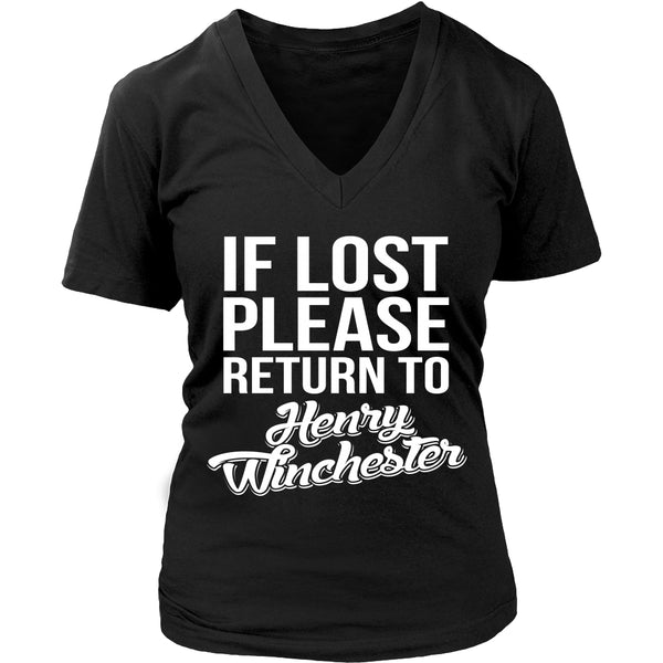 If Lost - Henry Winchester - T-shirt - Supernatural-Sickness - 13