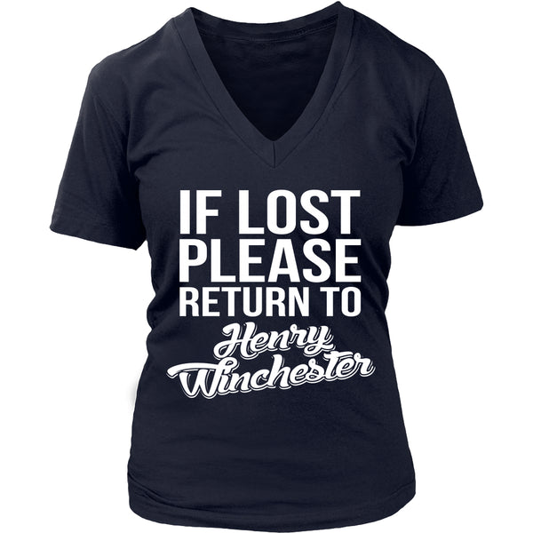 If Lost - Henry Winchester - T-shirt - Supernatural-Sickness - 14