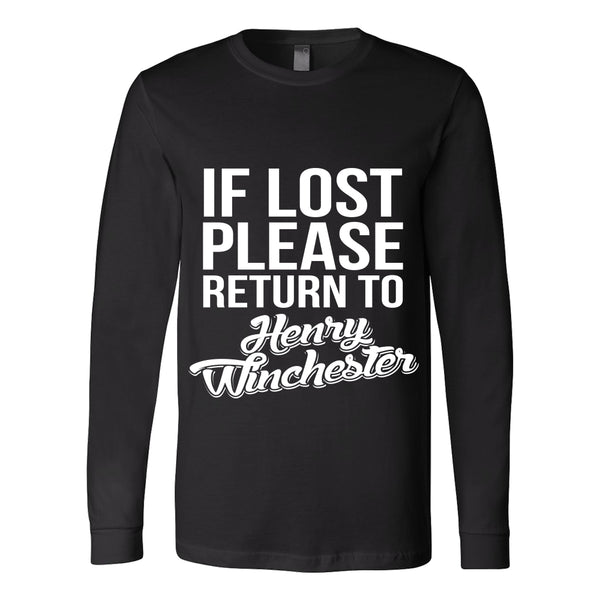 If Lost - Henry Winchester - T-shirt - Supernatural-Sickness - 6