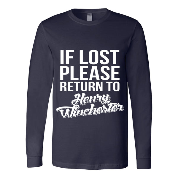If Lost - Henry Winchester - T-shirt - Supernatural-Sickness - 8