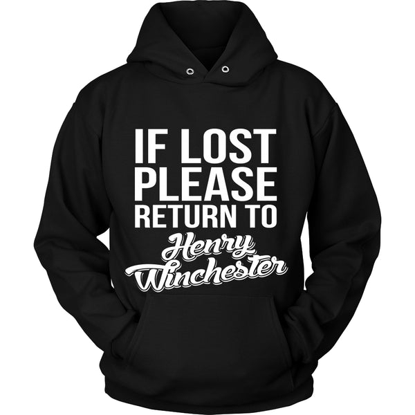 If Lost - Henry Winchester - T-shirt - Supernatural-Sickness - 9