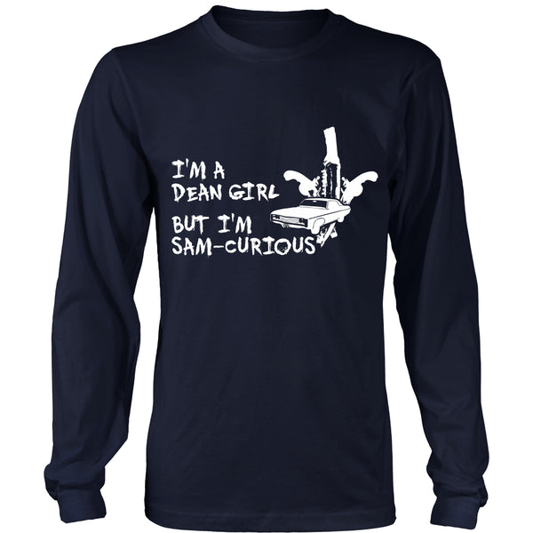 Im a Dean Girl - Apparel - T-shirt - Supernatural-Sickness - 6