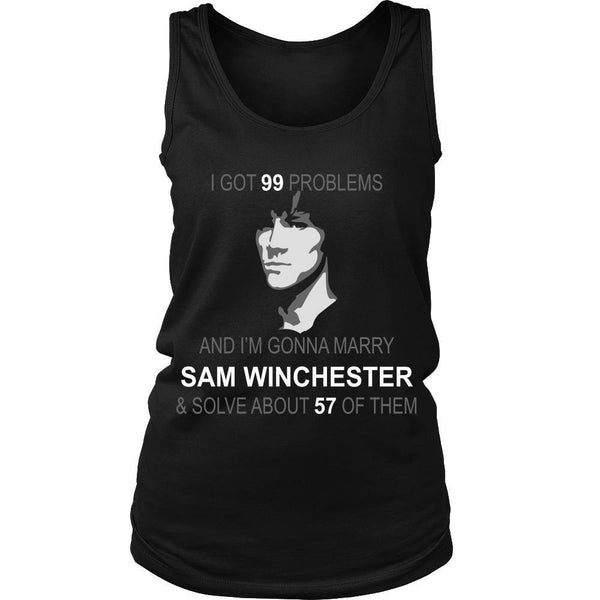 Im gonna marry Sam - Apparel - T-shirt - Supernatural-Sickness - 10