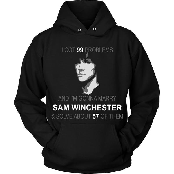 Im gonna marry Sam - Apparel - T-shirt - Supernatural-Sickness - 8