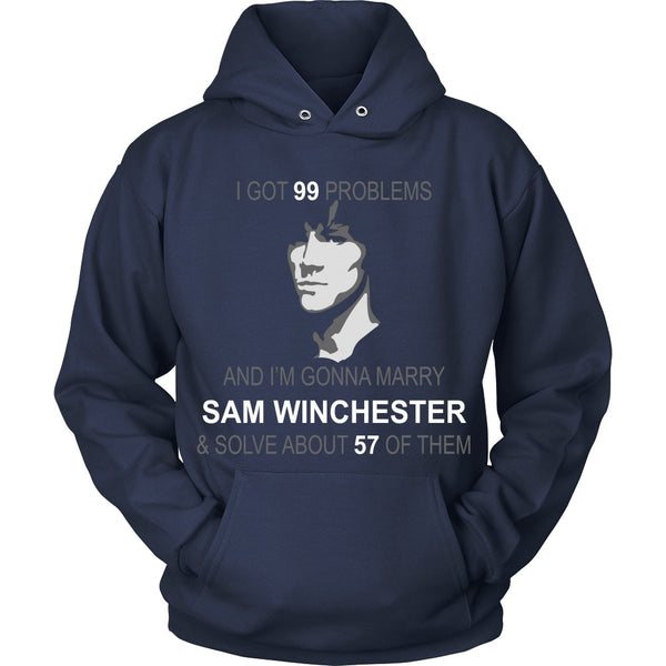Im gonna marry Sam - Apparel - T-shirt - Supernatural-Sickness - 9