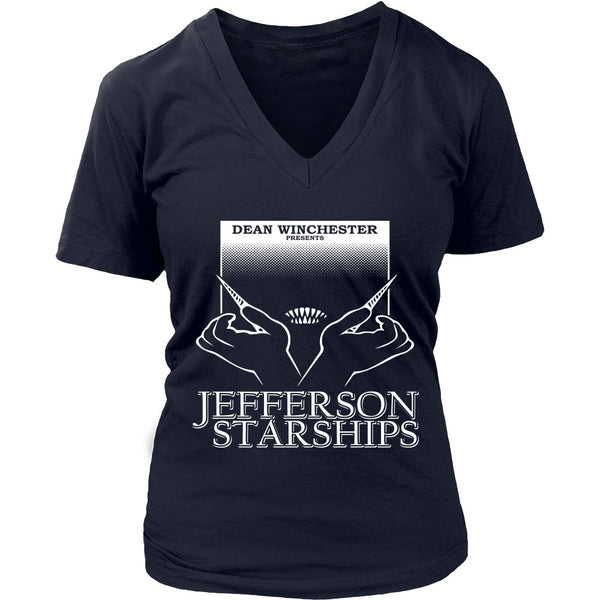 Jefferson Starships - Apparel - T-shirt - Supernatural-Sickness - 13