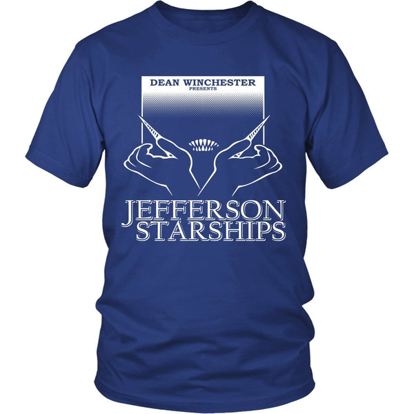 Jefferson Starships - Apparel - T-shirt - Supernatural-Sickness - 2