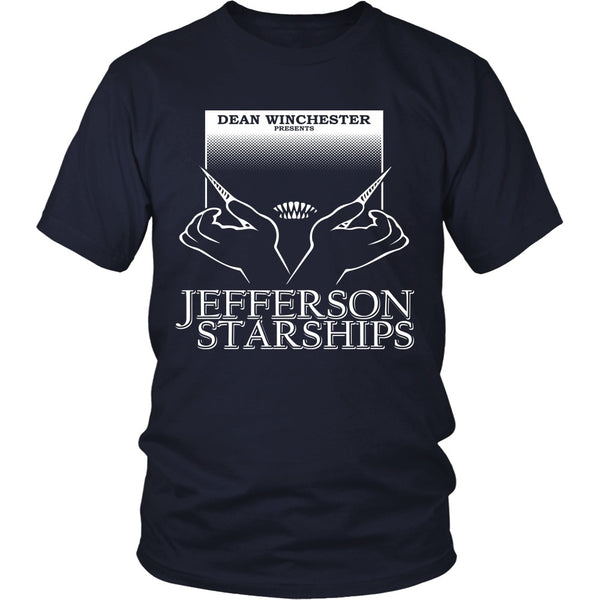 Jefferson Starships - Apparel - T-shirt - Supernatural-Sickness - 3