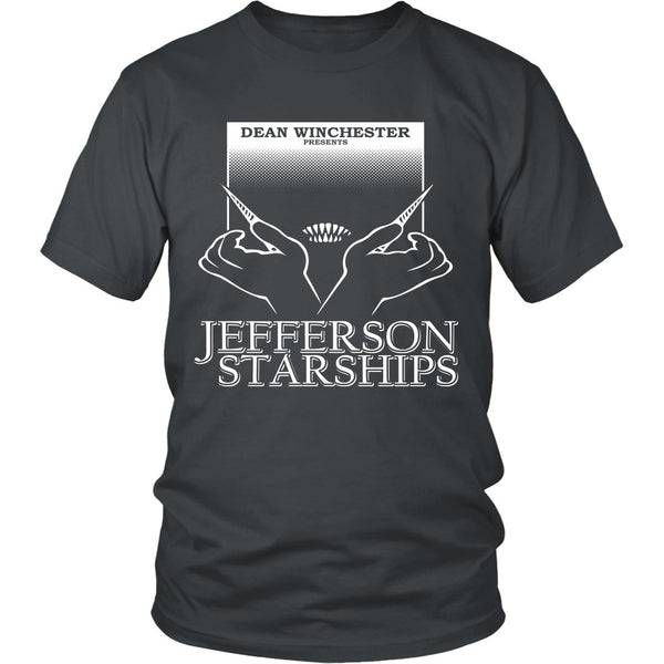 Jefferson Starships - Apparel - T-shirt - Supernatural-Sickness - 4