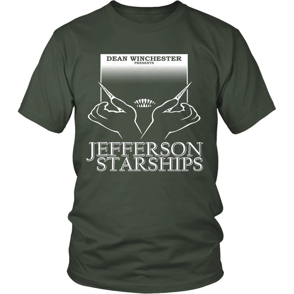 Jefferson Starships - Apparel - T-shirt - Supernatural-Sickness - 5