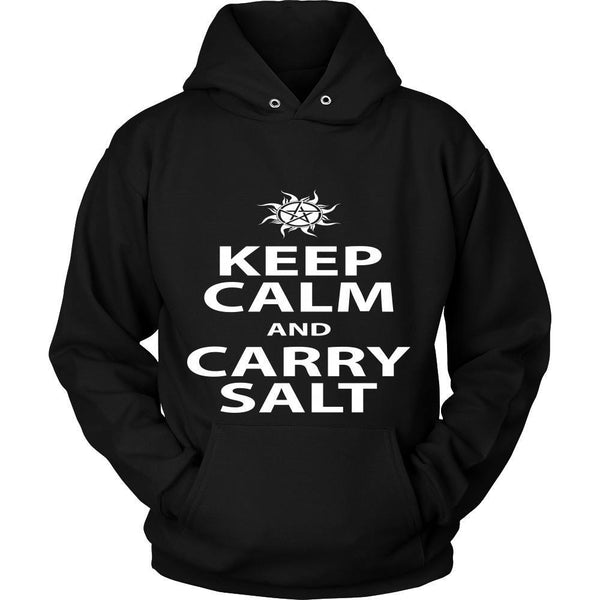 Keep Calm And Carry Salt - Apparel - T-shirt - Supernatural-Sickness - 8