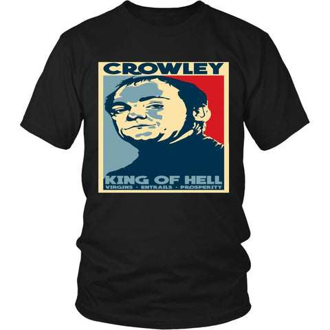 King of Hell - Apparel - T-shirt - Supernatural-Sickness - 1