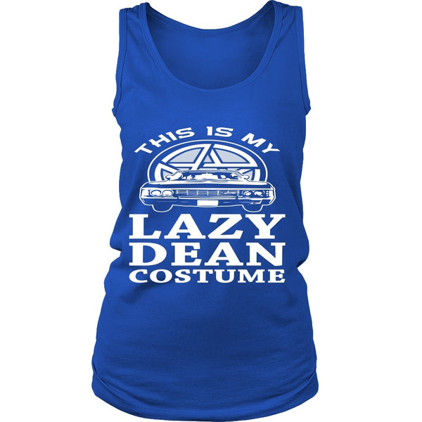 Lazy Dean - Apparel - T-shirt - Supernatural-Sickness - 11
