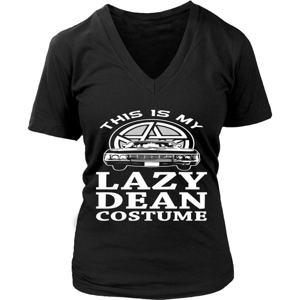 Lazy Dean - Apparel - T-shirt - Supernatural-Sickness - 12