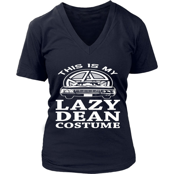 Lazy Dean - Apparel - T-shirt - Supernatural-Sickness - 13