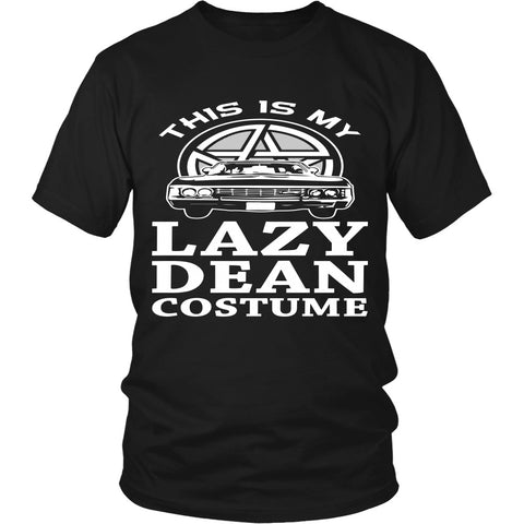 Lazy Dean - Apparel - T-shirt - Supernatural-Sickness - 1