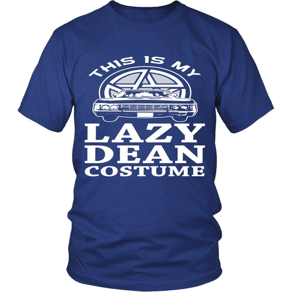 Lazy Dean - Apparel - T-shirt - Supernatural-Sickness - 2