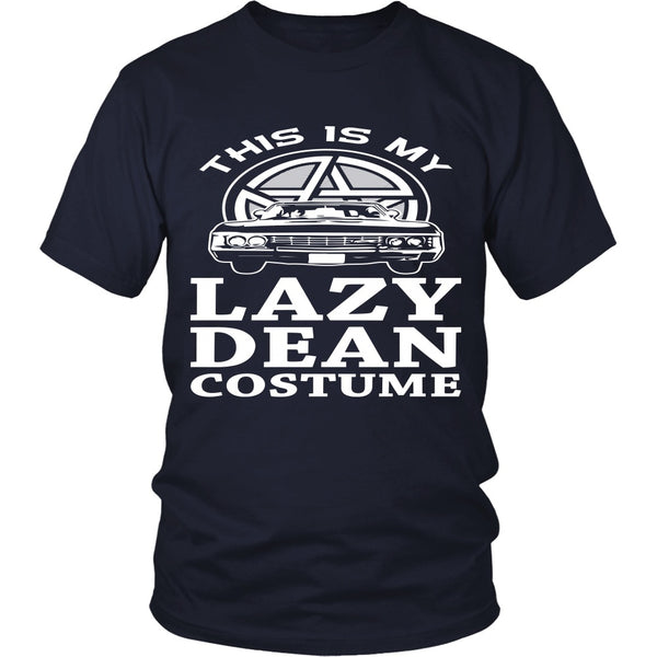 Lazy Dean - Apparel - T-shirt - Supernatural-Sickness - 3