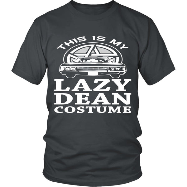 Lazy Dean - Apparel - T-shirt - Supernatural-Sickness - 4