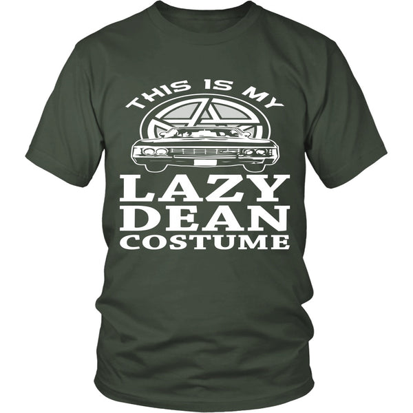 Lazy Dean - Apparel - T-shirt - Supernatural-Sickness - 5