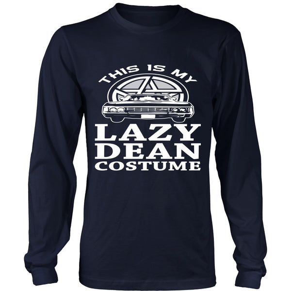 Lazy Dean - Apparel - T-shirt - Supernatural-Sickness - 6