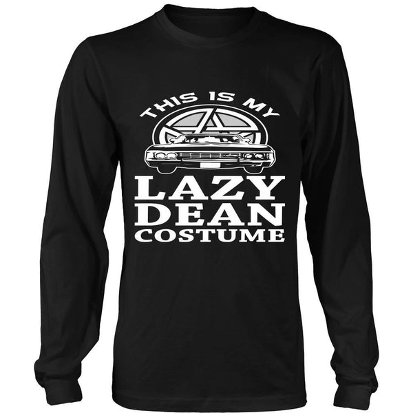 Lazy Dean - Apparel - T-shirt - Supernatural-Sickness - 7
