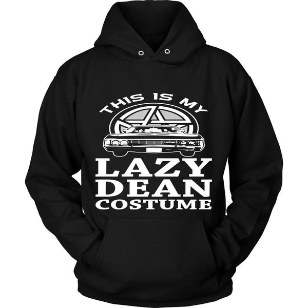 Lazy Dean - Apparel - T-shirt - Supernatural-Sickness - 8