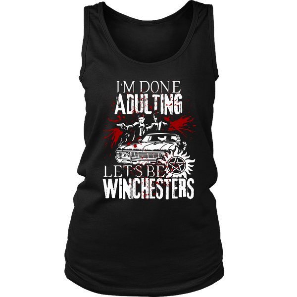 Let's Be Winchesters - T-shirt - Supernatural-Sickness - 10