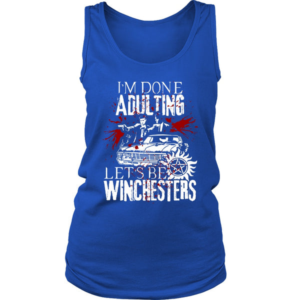 Let's Be Winchesters - T-shirt - Supernatural-Sickness - 11