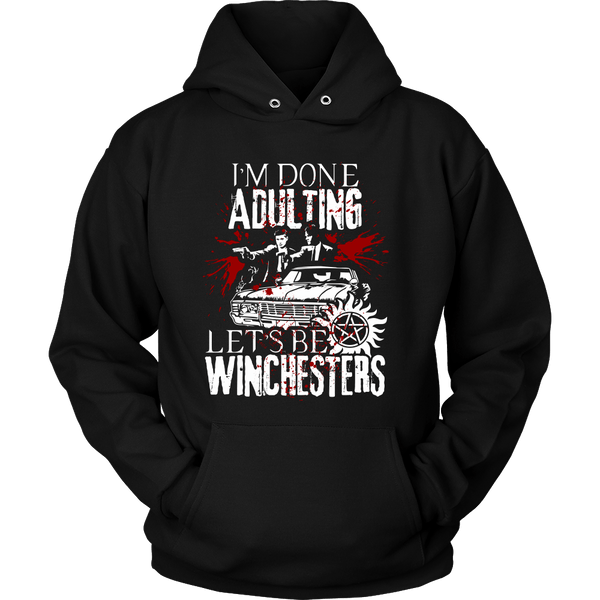 Let's Be Winchesters - T-shirt - Supernatural-Sickness - 8