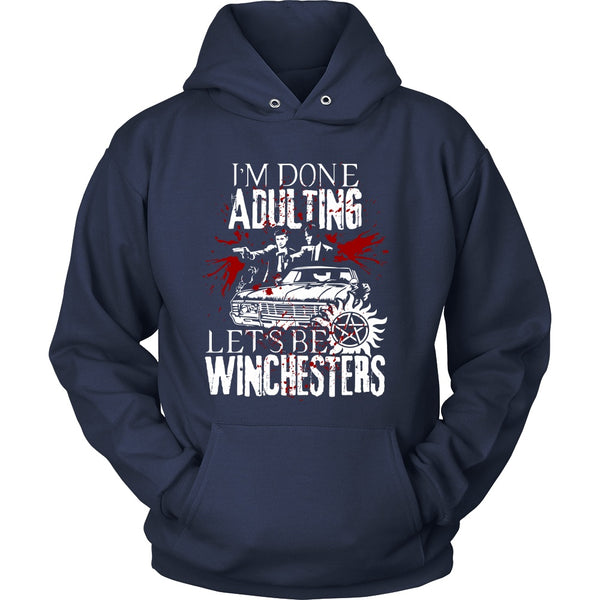 Let's Be Winchesters - T-shirt - Supernatural-Sickness - 9