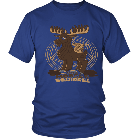 Limited Edition - Squirrel - T-shirt - Supernatural-Sickness - 1