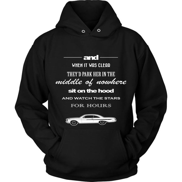 Middle Of Nowhere - Apparel - T-shirt - Supernatural-Sickness - 8