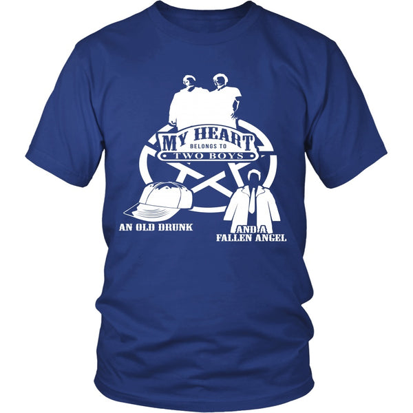 My Heart - Apparel - T-shirt - Supernatural-Sickness - 2