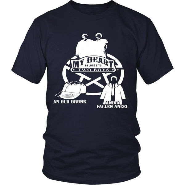 My Heart - Apparel - T-shirt - Supernatural-Sickness - 3