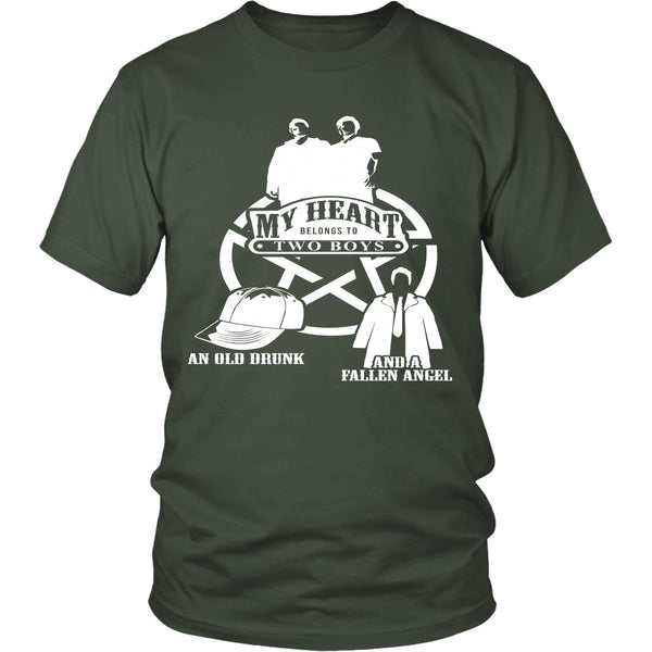 My Heart - Apparel - T-shirt - Supernatural-Sickness - 5
