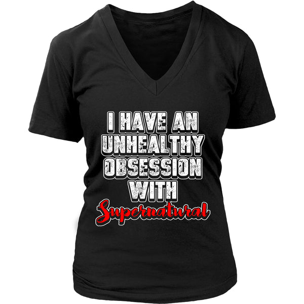 Obsession with Supernatural - T-shirt - Supernatural-Sickness - 13