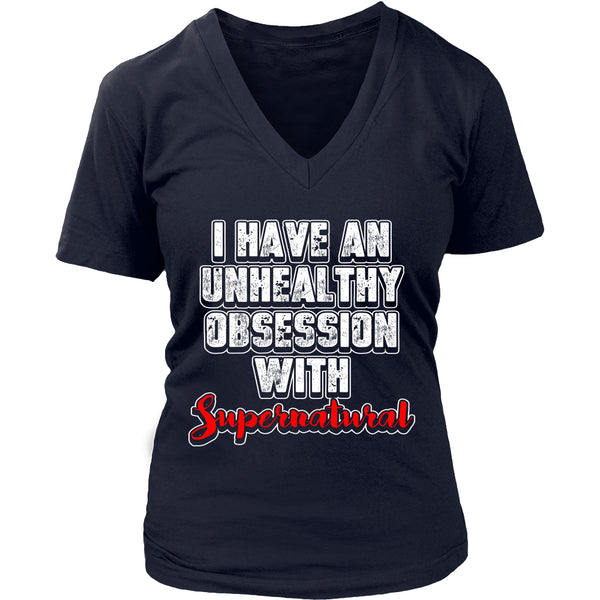 Obsession with Supernatural - T-shirt - Supernatural-Sickness - 14
