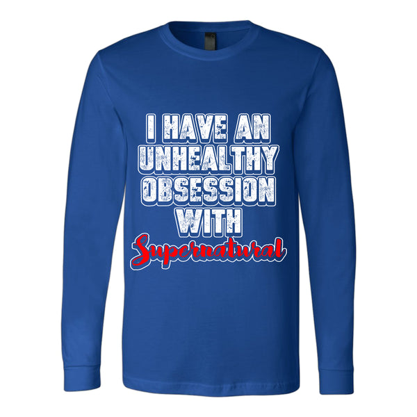 Obsession with Supernatural - T-shirt - Supernatural-Sickness - 7