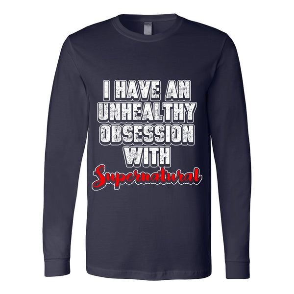 Obsession with Supernatural - T-shirt - Supernatural-Sickness - 8