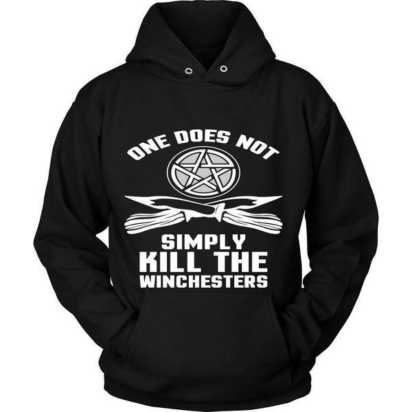 One Does Not Simply Kill The Winchesters - Apparel - T-shirt - Supernatural-Sickness - 8