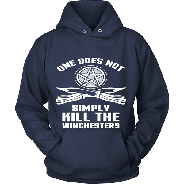 One Does Not Simply Kill The Winchesters - Apparel - T-shirt - Supernatural-Sickness - 9