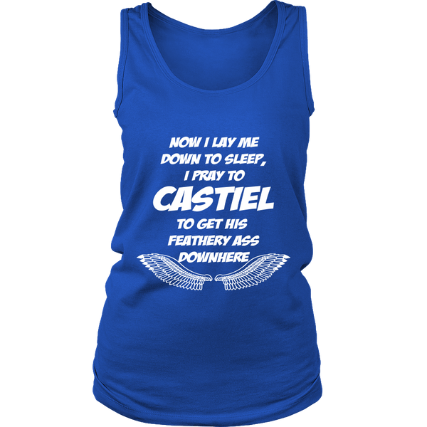Pray to Castiel - Apparel - T-shirt - Supernatural-Sickness - 11