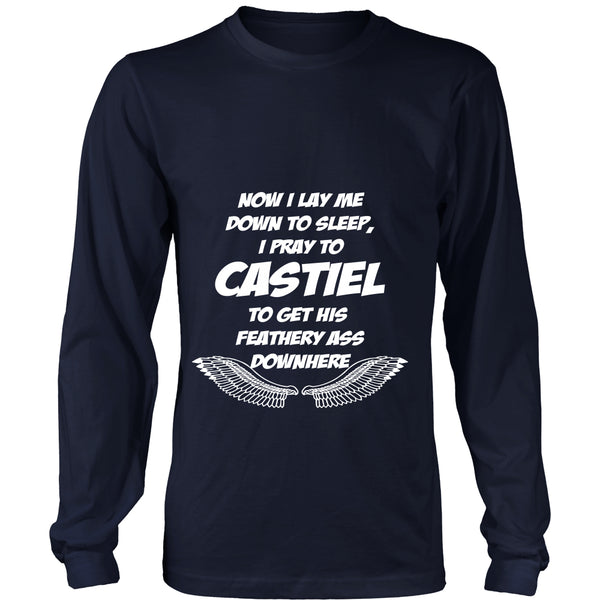 Pray to Castiel - Apparel - T-shirt - Supernatural-Sickness - 6