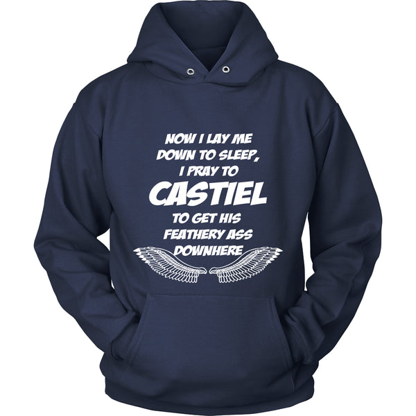 Pray to Castiel - Apparel - T-shirt - Supernatural-Sickness - 9
